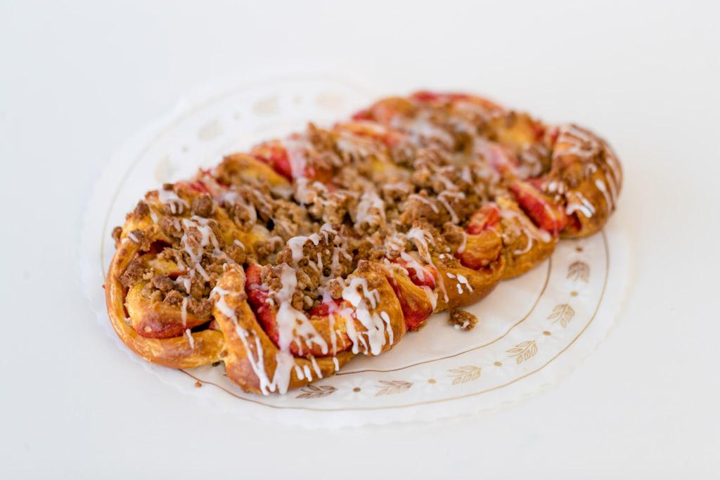 Raspberry-Cheese-Danish