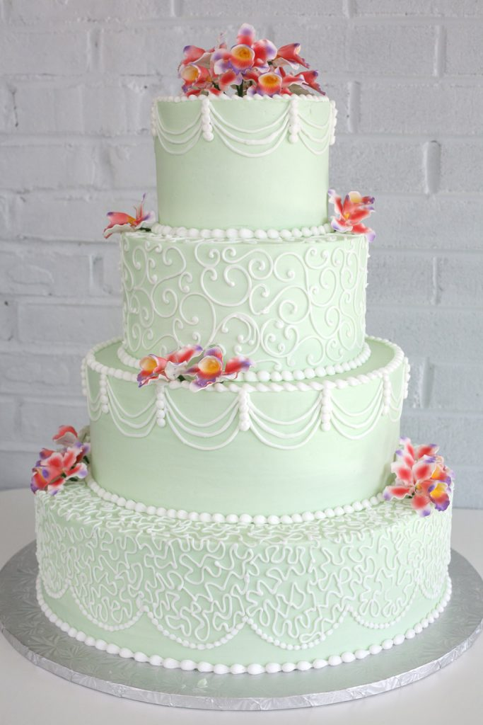 Wedding Cakes And Prices New Jersey