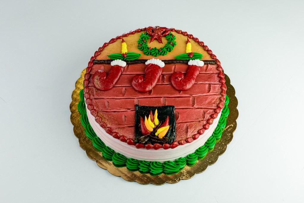 Stocking-Cake