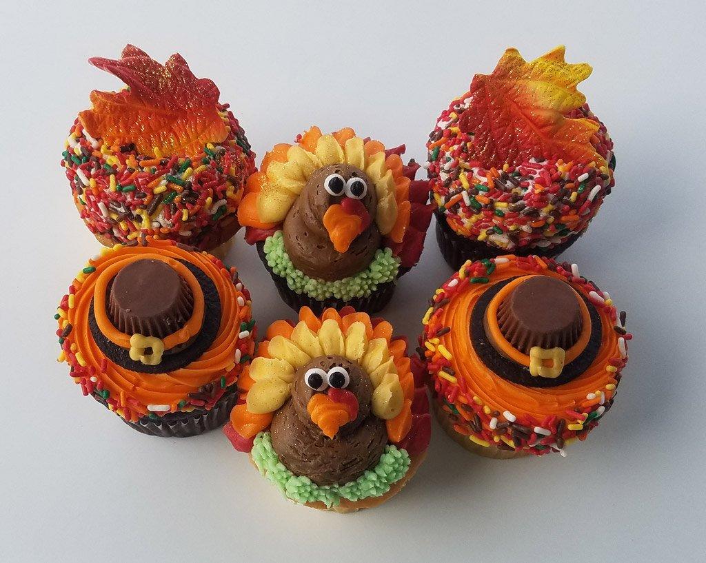 thanksgiving-cupcakes