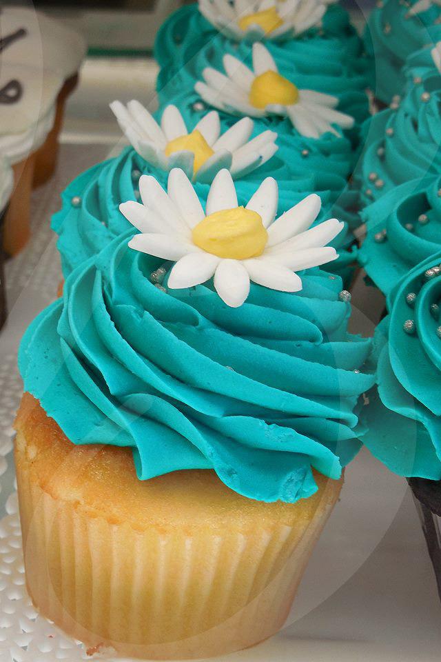 easter-cupcakes---daisy