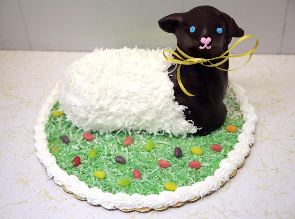 Lamb-Cake