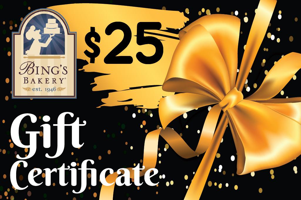 Bings - Gift Certificate - Black-02