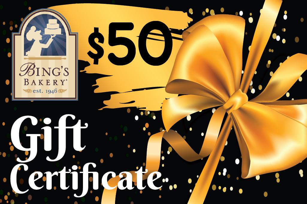 Bings - Gift Certificate - Black-03
